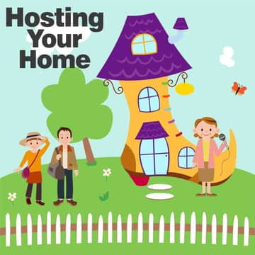 Hosting Your Home - Airbnb host stories | Listen on Luminary